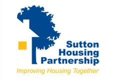Sutton Housing Partnership Client Logo